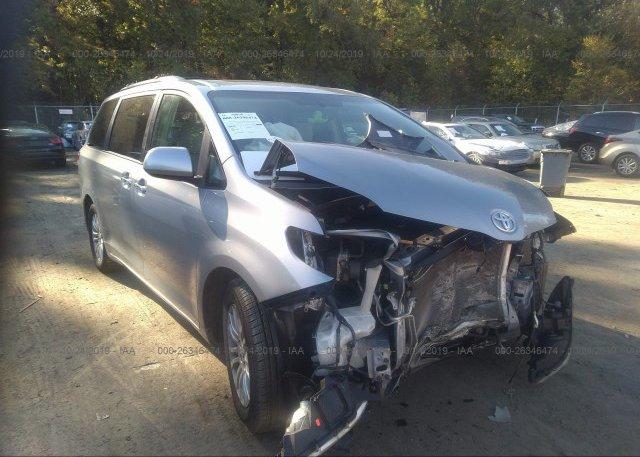 Inventory #228090529 2012 Toyota SIENNA