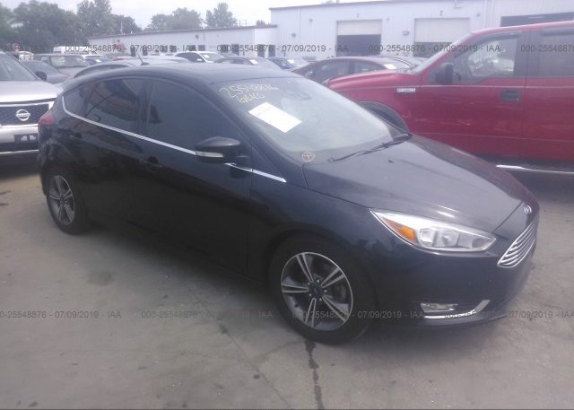 Inventory #163748054 2016 FORD FOCUS