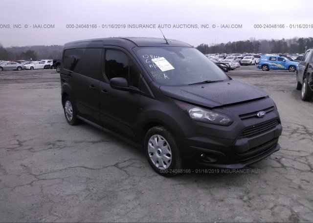 Inventory #208009205 2015 FORD TRANSIT CONNECT