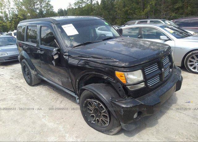 Inventory #744165726 2011 Dodge NITRO
