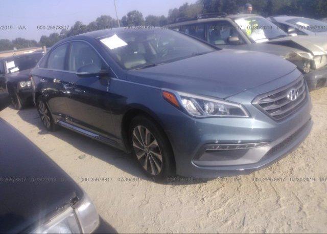 Inventory #536781668 2015 Hyundai SONATA