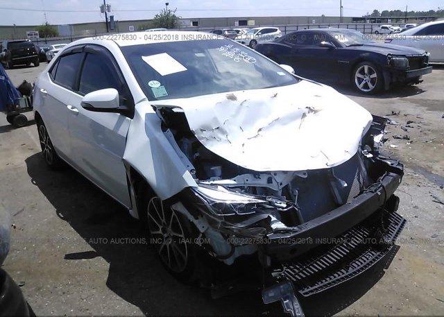Inventory #542820442 2017 Toyota COROLLA