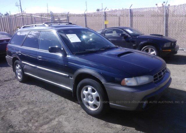 Inventory #538511234 1997 Subaru LEGACY
