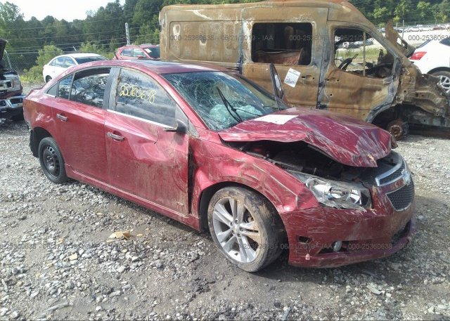 Inventory #579399892 2014 Chevrolet CRUZE