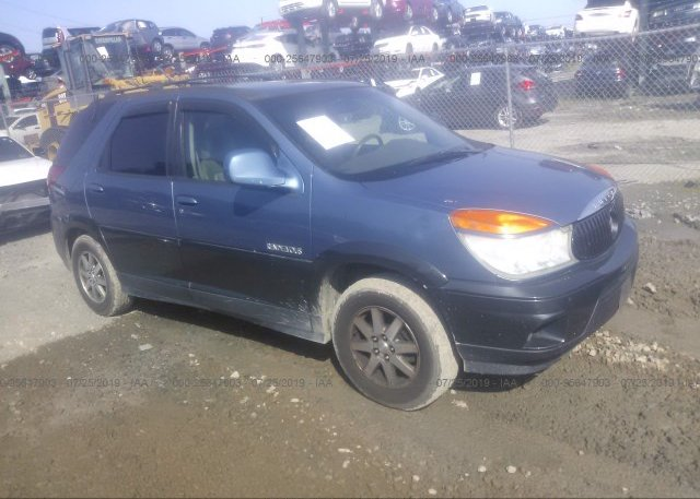 Inventory #312826390 2002 Buick RENDEZVOUS