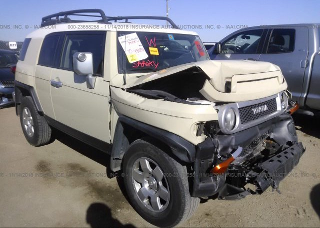 Inventory #726248185 2008 Toyota FJ CRUISER