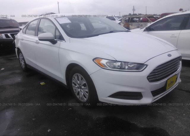 Inventory #445027184 2013 FORD FUSION