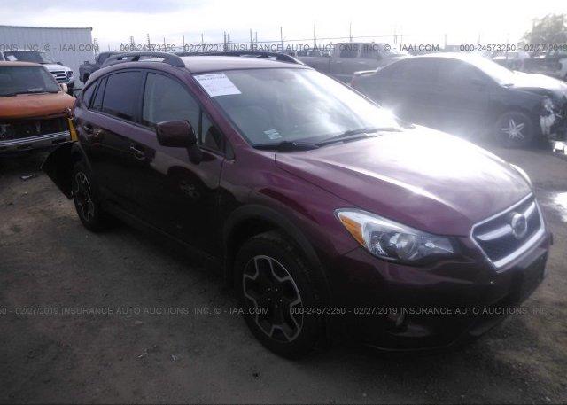 Inventory #630897343 2013 Subaru XV CROSSTREK