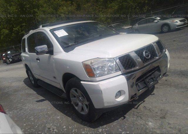 Inventory #244841889 2005 Nissan ARMADA