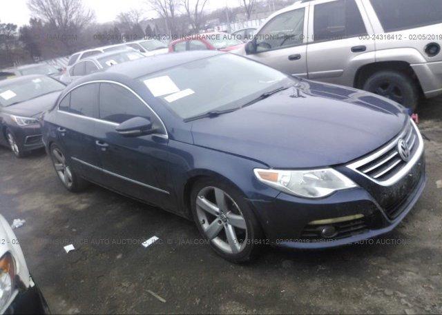 Inventory #475894867 2012 Volkswagen CC