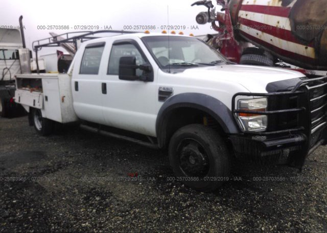 Inventory #485630850 2008 FORD F550