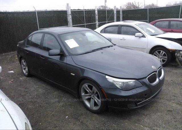 Inventory #405800015 2008 BMW 528