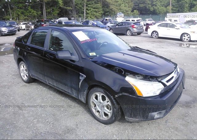 Inventory #472582510 2008 FORD FOCUS