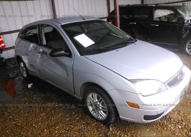 Inventory #574460553 2007 FORD FOCUS