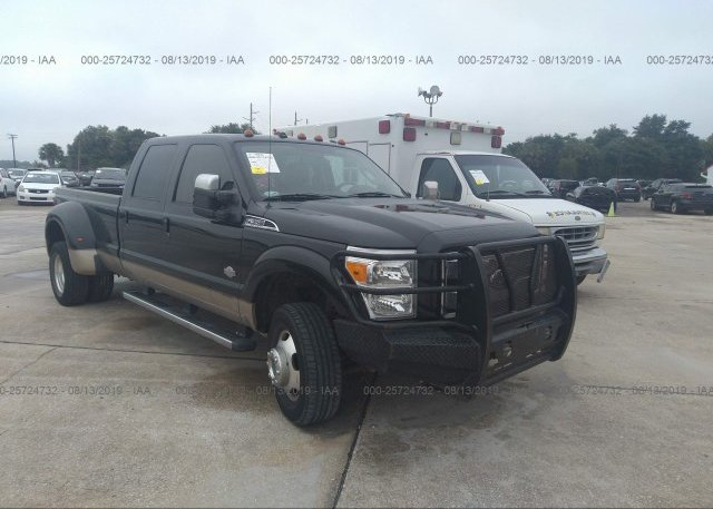 Inventory #936552867 2011 FORD F350