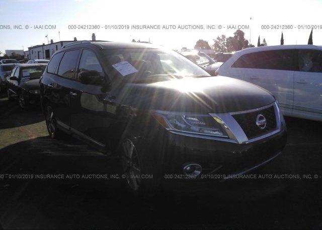 Inventory #302959735 2015 Nissan PATHFINDER