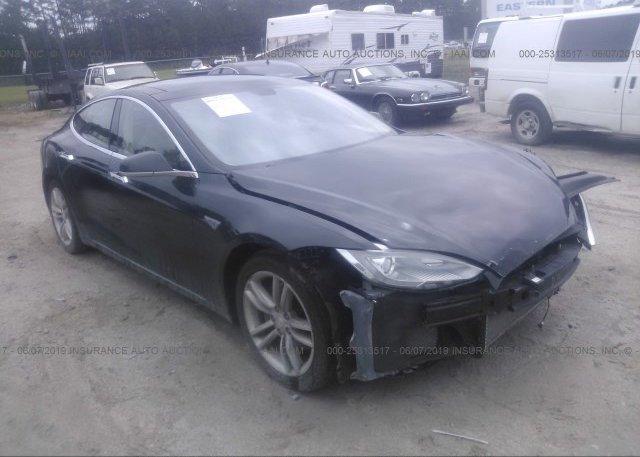 Inventory #679478824 2014 Tesla MODEL S