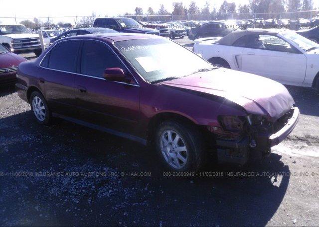 Inventory #181241215 2002 Honda ACCORD