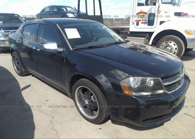 Inventory #397949435 2008 Dodge AVENGER