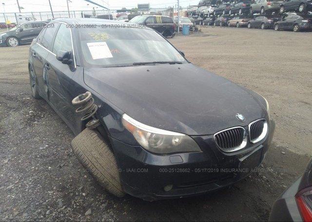 Inventory #172531038 2007 BMW 530