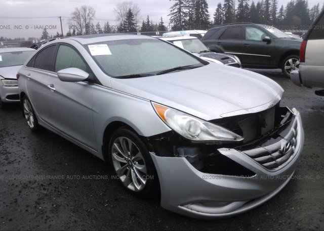 Inventory #625974685 2013 Hyundai SONATA