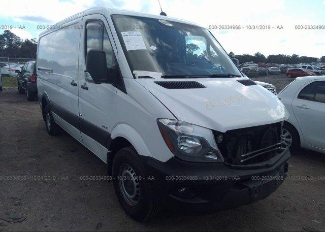 Inventory #581484316 2016 Mercedes-benz SPRINTER