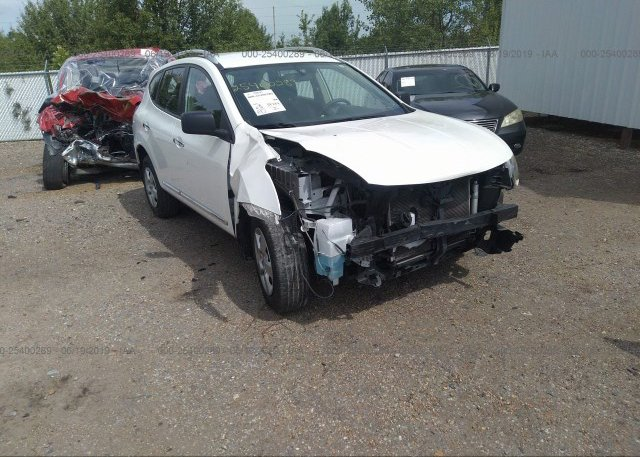 Inventory #516299157 2014 Nissan ROGUE SELECT