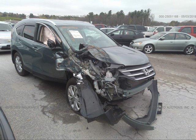 Inventory #172125457 2012 Honda CR-V