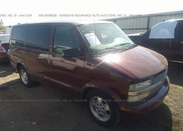 Inventory #721284723 2003 Chevrolet ASTRO