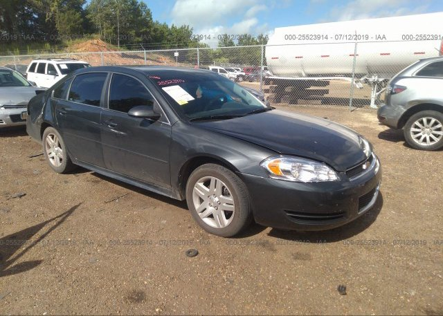 Inventory #248043580 2014 Chevrolet IMPALA LIMITED