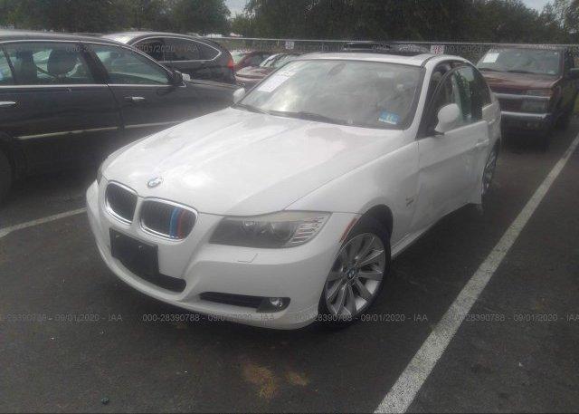 из сша 2011 BMW 3 SERIES WBAPK5C58BA659998