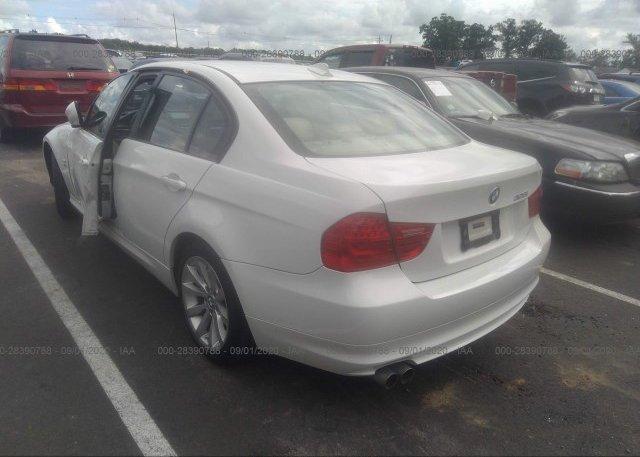 купить 2011 BMW 3 SERIES WBAPK5C58BA659998