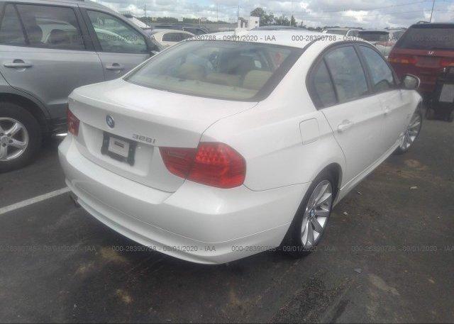цена в сша 2011 BMW 3 SERIES WBAPK5C58BA659998