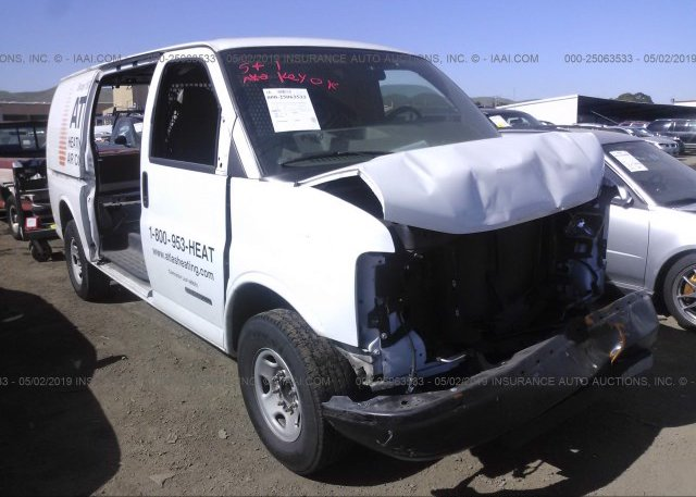 Inventory #621734560 2005 GMC SAVANA