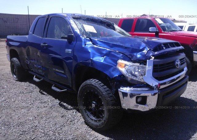 Inventory #865345457 2015 Toyota TUNDRA