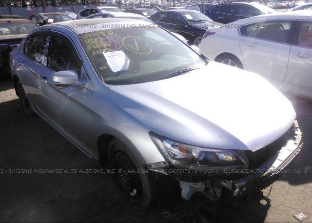 Inventory #614682029 2013 Honda ACCORD