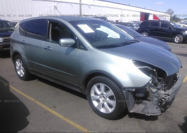 4s4wx82c564420796 Bill Of Sale Green Subaru B9 Tribeca At Portland