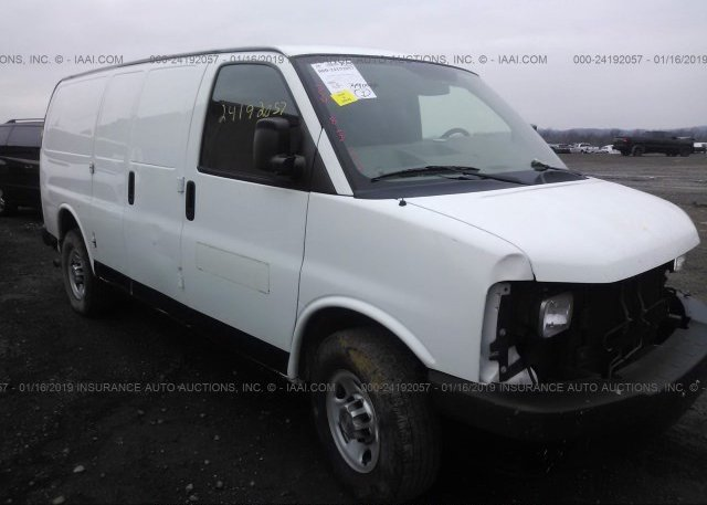 Inventory #929148597 2012 Chevrolet EXPRESS G2500