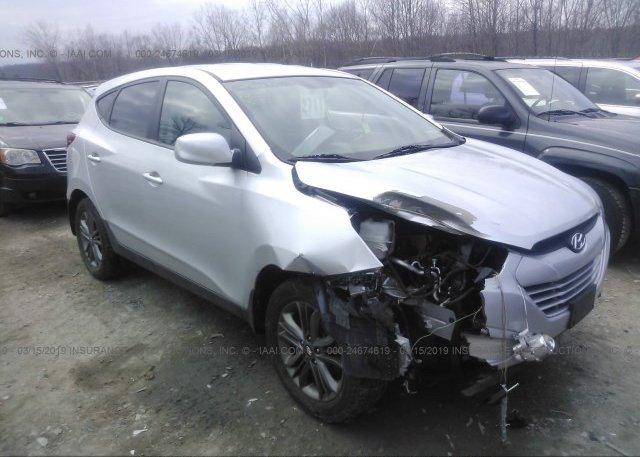 Inventory #632568990 2014 Hyundai TUCSON