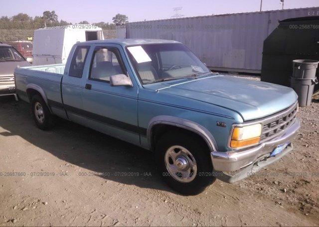 Inventory #554338572 1995 Dodge DAKOTA