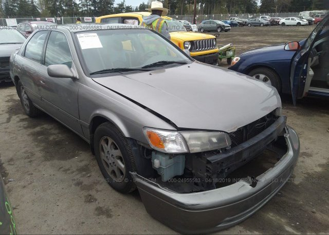 Inventory #935237943 2001 Toyota CAMRY