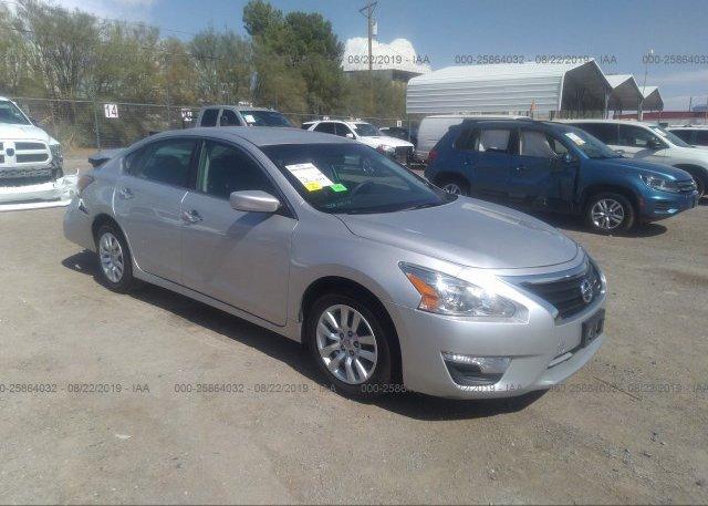 Inventory #727263162 2015 Nissan ALTIMA