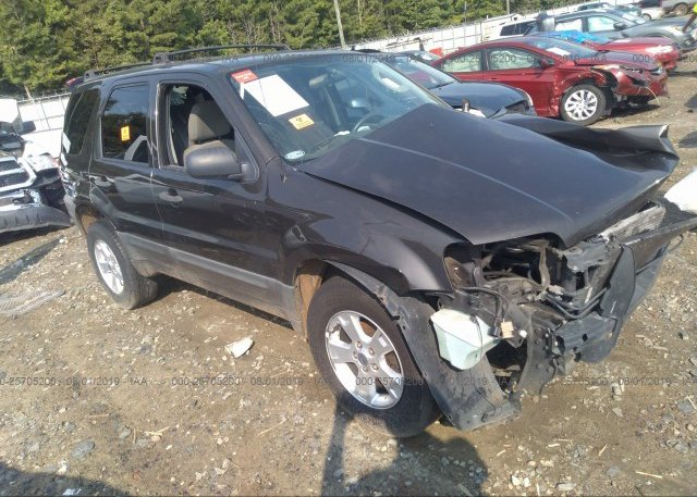 Inventory #523422147 2007 FORD ESCAPE
