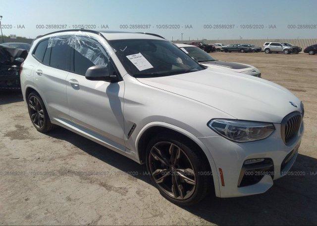 5UXTS3C53J0Y99470 2018 BMW X3