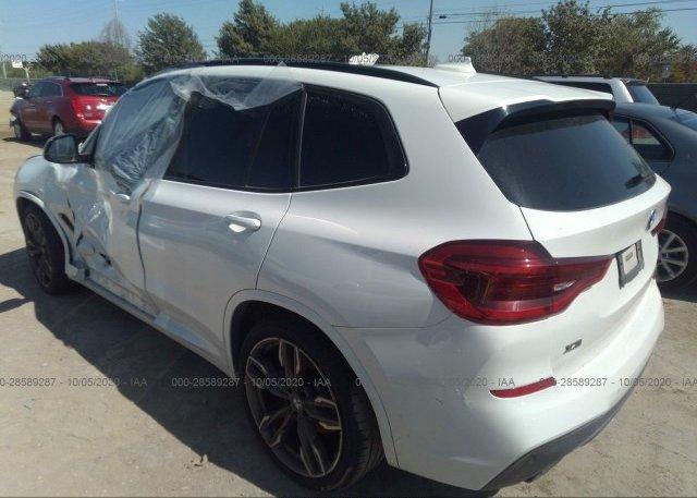 купить 2018 BMW X3 5UXTS3C53J0Y99470