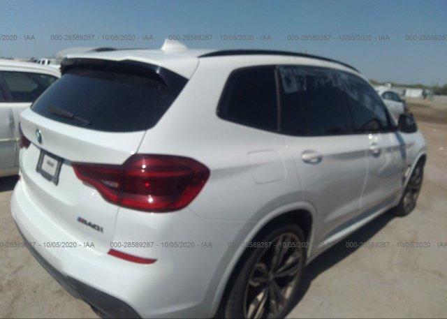 цена в сша 2018 BMW X3 5UXTS3C53J0Y99470