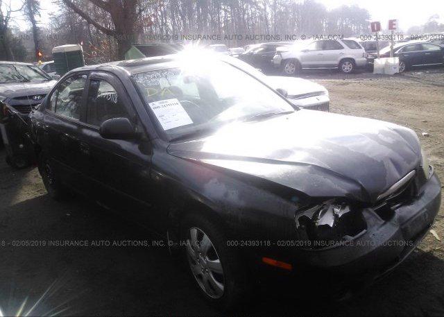 Inventory #531839166 2003 Hyundai ELANTRA