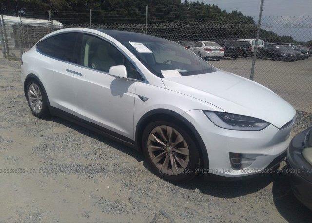 Inventory #543235843 2018 Tesla MODEL X
