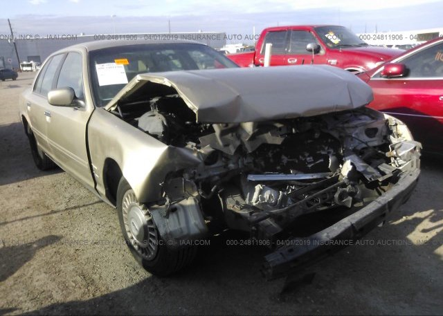 Inventory #617114988 2000 FORD CROWN VICTORIA