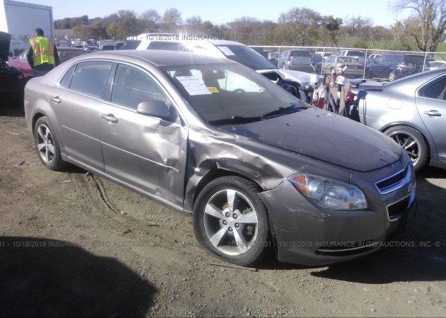 Inventory #213490108 2011 Chevrolet MALIBU